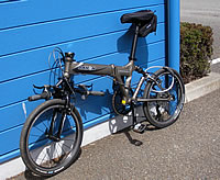 DAHON JetStream P8 2006年モデル